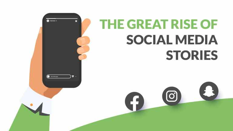 the great rise of social media stories