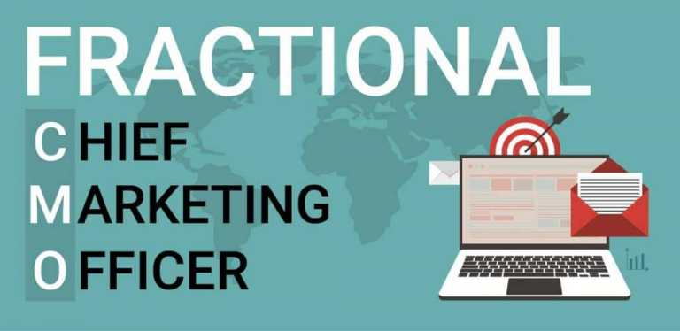 What is a Fractional CMO? Do You Need One?
